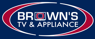Brown's TV & Appliance Logo